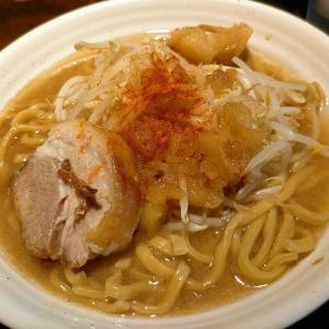 700g 京都で2番目に太い麺?でデカ盛りラーメンを~9月1日オープン「中野屋 今出川店」