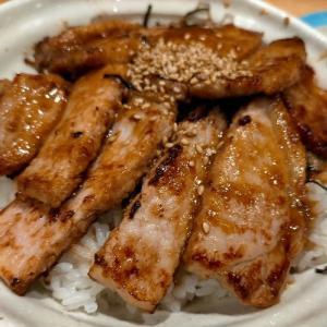 味噌漬けトンテキ丼 「松屋」