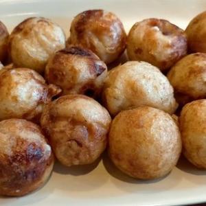 60分たこ焼き食べ放題に挑戦 「たこ焼きマルミ」
