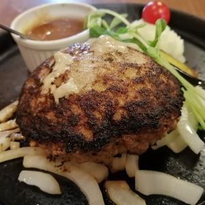 和牛ハンバーグ 200g ランチ「和牛ハンバーグレストラン Henmi〜亭」