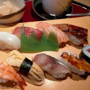 600円で茶碗蒸し付き 充実のにぎりランチ 「活魚すし じねん お初天神店」
