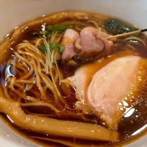 名古屋コーチンの醤油らぁ麺~6月11日オープン 「麺 つむぎ 京橋店」