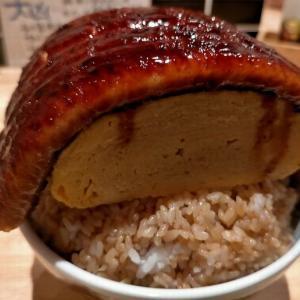 重さ一キロ?そびえる鰻玉丼 映えるデカ盛りを大阪駅でも「うなぎ 串料理 いづも ルクア」