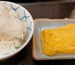 330円玉子焼き定食? 「めしや食堂」