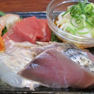 1000円でお魚三昧定食「食楽呑喜 わらい家 byはんぶんこ」