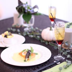 二人分のレシピでテーブルコーディネート&おもてなし家庭料理♪