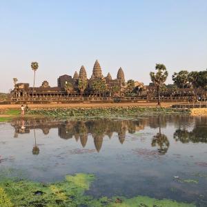 カンボジアへ行ってきました。