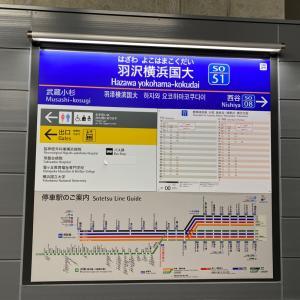 新駅に行ってきました。