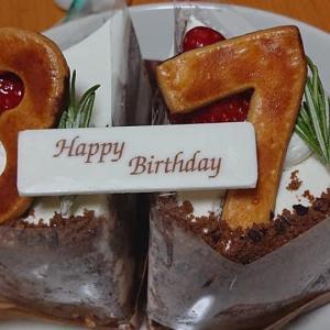 ご主人様の誕生日