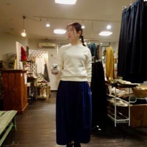 パンツでありスカートでもあるその名もPANTSSKIRTです。