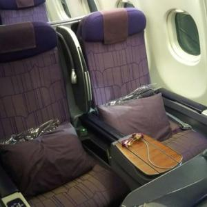 TG473 バンコク⇒ブリスベン タイ航空ビジネスクラス搭乗記