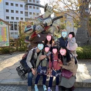 長野県松本市家族旅行