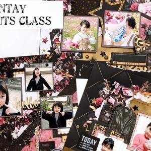"mintay 3layouts class ""GLAM ROCK"" お知らせ"