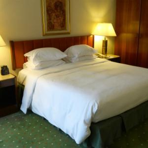 ◆ラムセス・ヒルトン(Ramses Hilton)の部屋&バスルーム◆