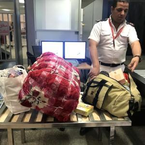 ◆カイロ国際空港 ターミナル2のエジプト土産◆