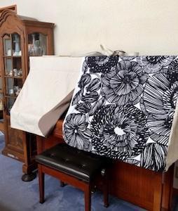 マリメッコ クルイェンポルヴィのピアノカバー~