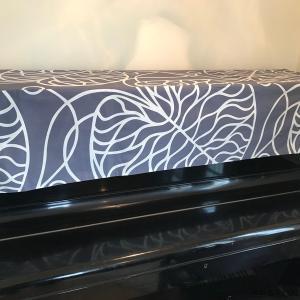 マリメッコ ボットナのピアノカバーをお作りしました