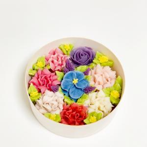 【徳島】華やか!和三盆の花咲くおはぎ