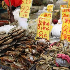 香港グルメ「黄油蟹」の謎