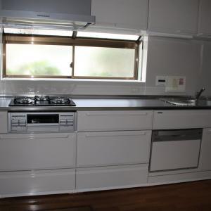 キッチン改装工事