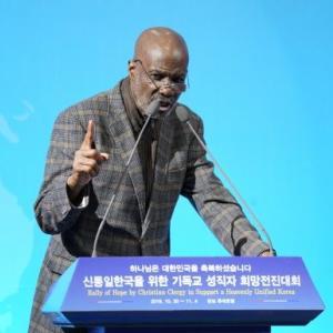 神統一韓国超宗教・超教派聖職者希望前進大会、KCLC創立式開催