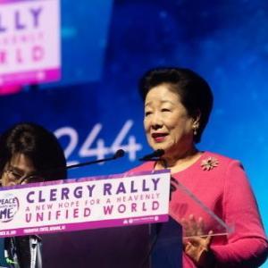 家庭連合の韓鶴子総裁、北朝鮮金正恩国務委員の招待平壌訪問・ワールドサミット準備