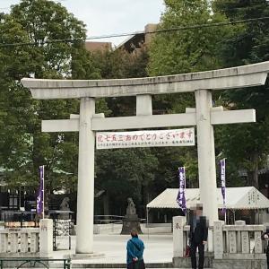 亀有香取神社に参拝