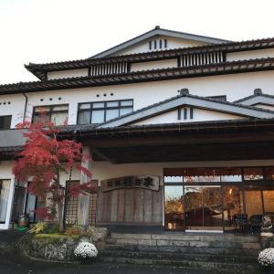 佐賀「古湯温泉旅館杉乃家」にて同期会(九州の旅⑨)