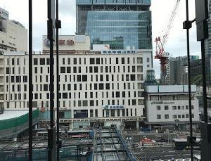 渋谷西口2020