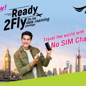 タイAISのREADY2FLY解説 SIM交換が不要な海外ローミングパッケージ