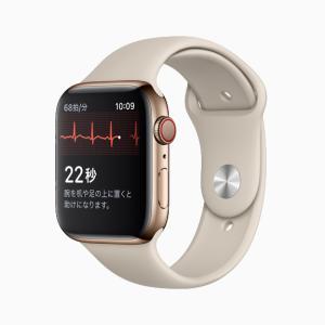 タイでもApple Watch 4以降で心電図アプリが利用可能に!