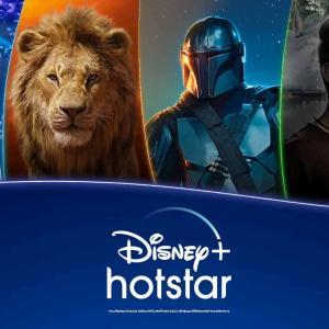 タイの動画配信サービス Disney + Hotstar をAIS経由で申し込むと、月額49バーツ、年額499バーツのプロモーション!(2021年7月まで)