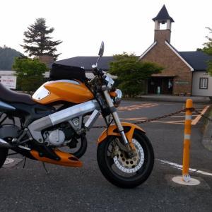 道志道で山中湖まで行ってきましたよ~