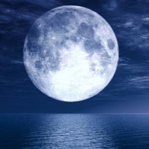 天秤座の満月☆バランスのエネルギーでお家を楽しむスーパーピンク―ムーン