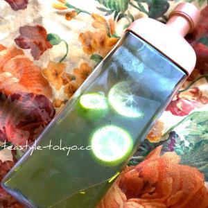 【本日のお茶】香り抜群なレモングリーンティー