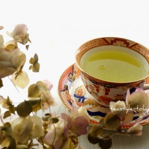 【本日のお茶】シノワズリーなお茶時間
