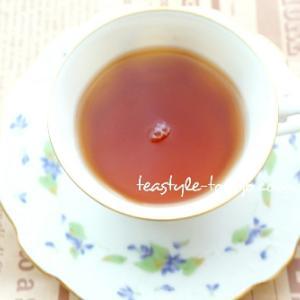 【暮らしの中のティータイム】9月の紅茶、日本茶