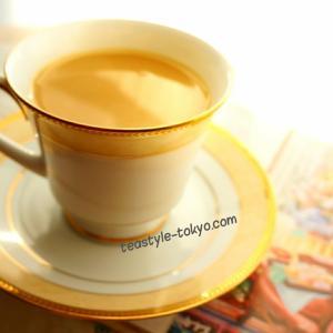 【紅茶通信講座】秋にもオススメ!ロイヤルミルクティー講座、チャイ講座