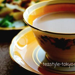 【暮らしのなかのティータイム】紅茶とチーズ