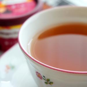 【きょうの紅茶】ハーゲンダッツと紅茶でハロウィーン気分