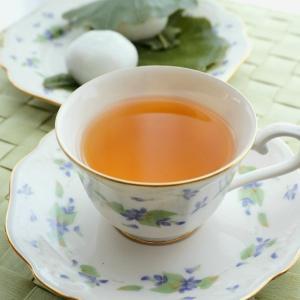 【365daysTeatime】柏餅と紅茶