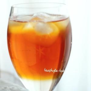 【きょうの紅茶】梅仕事と梅シロップアイスティー