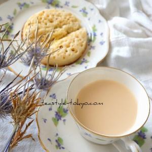 【9月10月紅茶教室ティースタイル】秋らしくフルーツティー、アフタヌーンティーレッスン