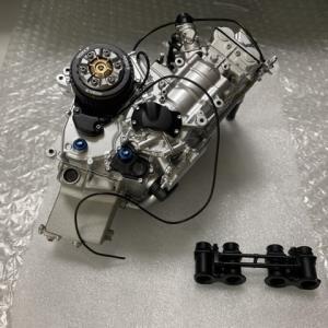 週刊 YAMAHA YZR-M1 バレンティーノ・ロッシ モデル 18・19・20・21・22号