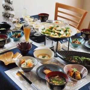 感謝♪1日限りのクリスマステーブルで「おうちごはんレッスン」最終日
