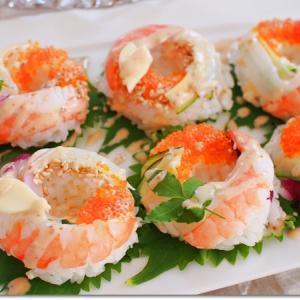 寿司どーなつ♪
