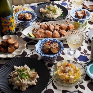 きび砂糖を使った和食の晩ごはん♪