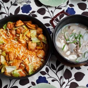 bibigoモニター「韓国料理」タッカルビソースとソルロンタン