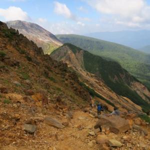 那須岳に登ってきました♪ その2