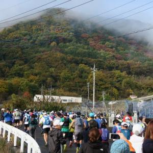 【散策レポ】第6回石和・春日居温泉郷 富士山眺望トレイルラン&ウォーク(30kmの部)